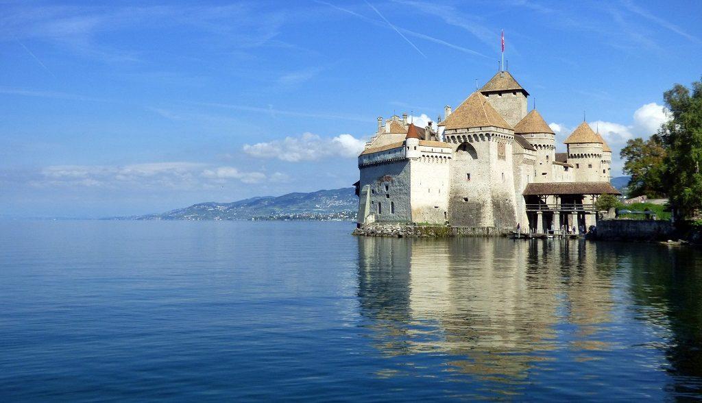 castillos y palacios de europa