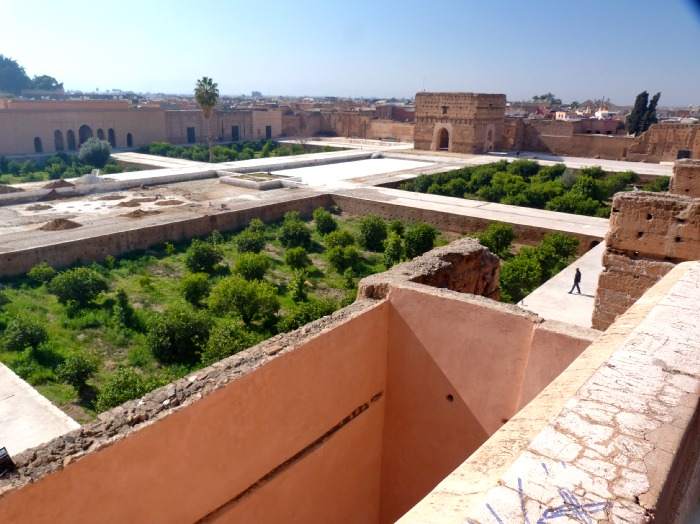 marrakech temperatura