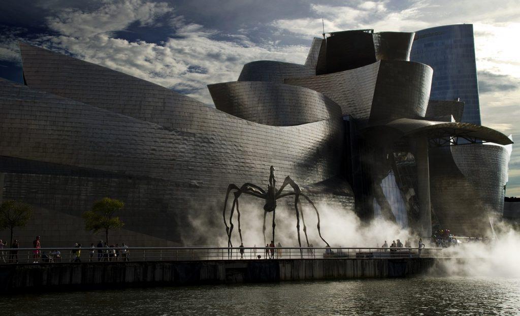que ver en Bilbao en un dia : Guggenheim