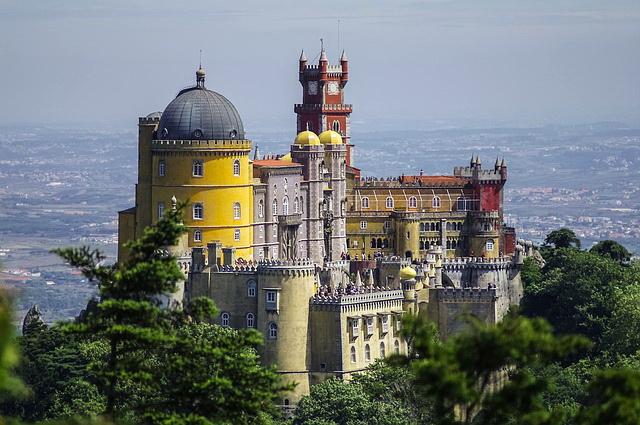 mejo palacio de europa