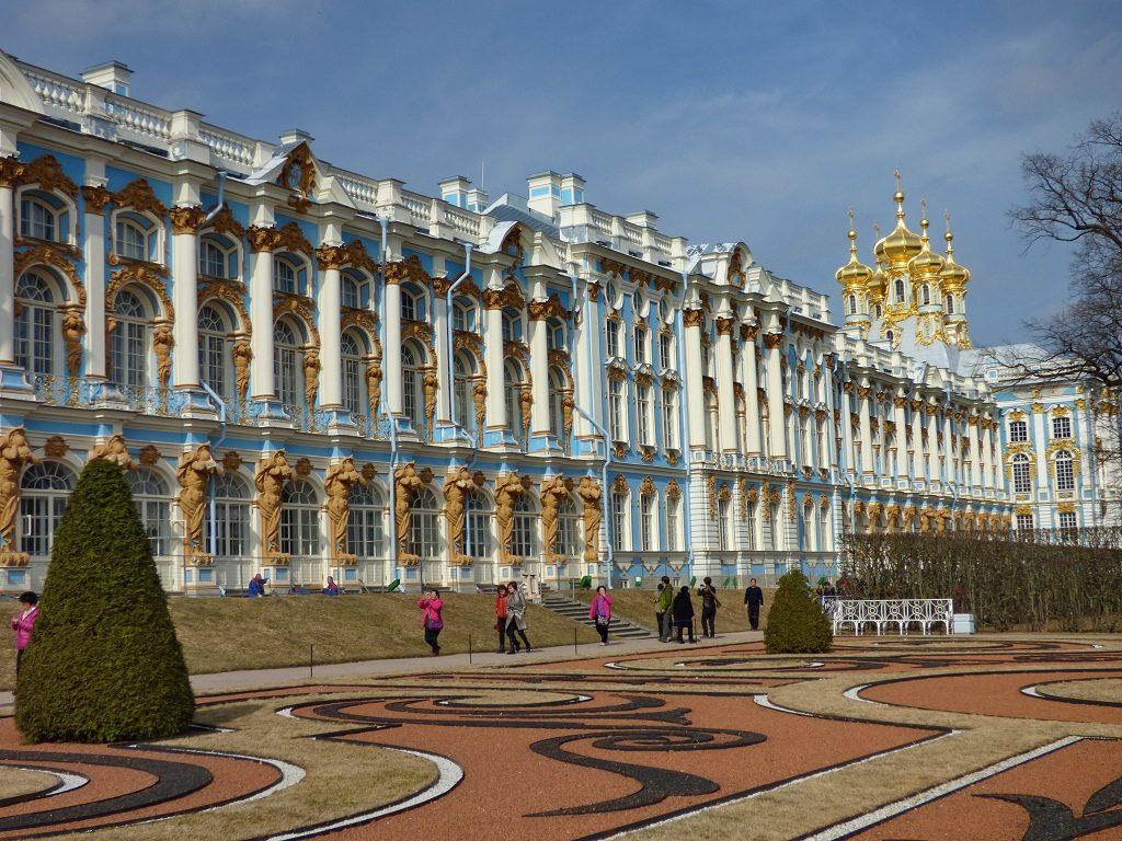 palacios europeos barrocos