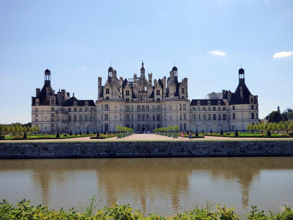 castillos y palacios en europa