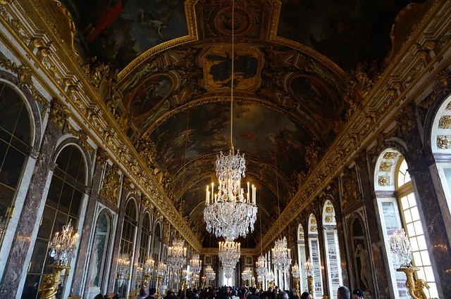 palacios europeos más grandes