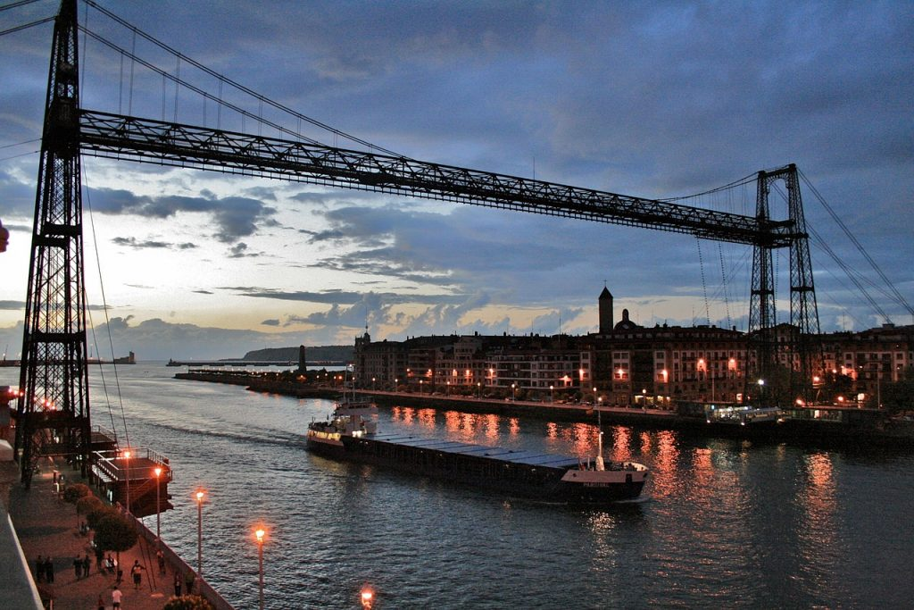 que ver en bilbao en un dia puente de portugalete