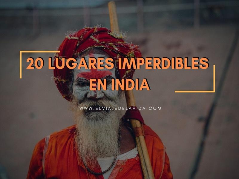 viajar a la india que ver