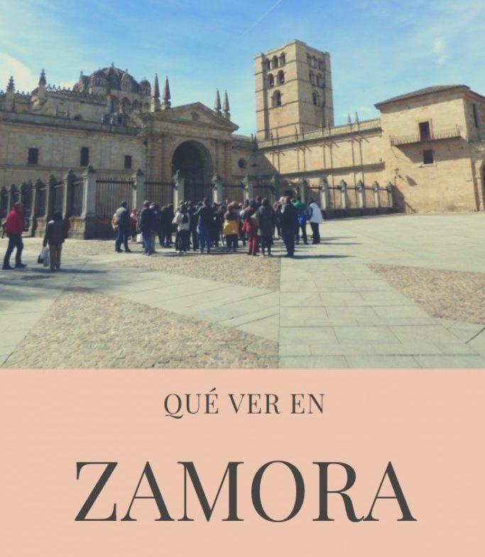 Qué ver en Zamora en un día