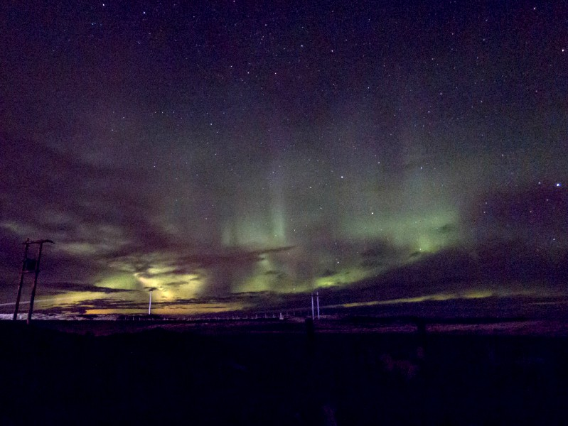 epoca aurora boreal islandia