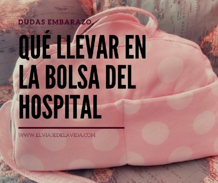 Bolsa hospital maternidad