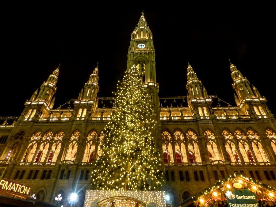 visitar viena en navidad