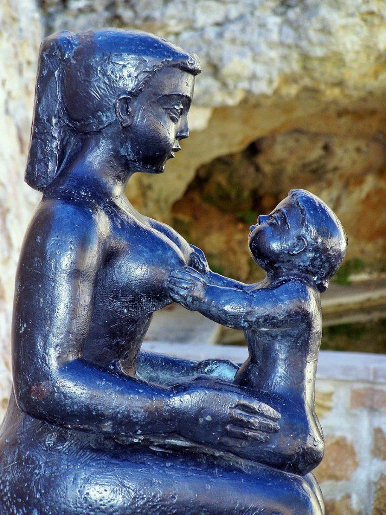 lactancia y maternidad