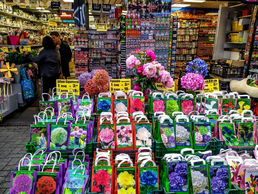 flores en amsterdam