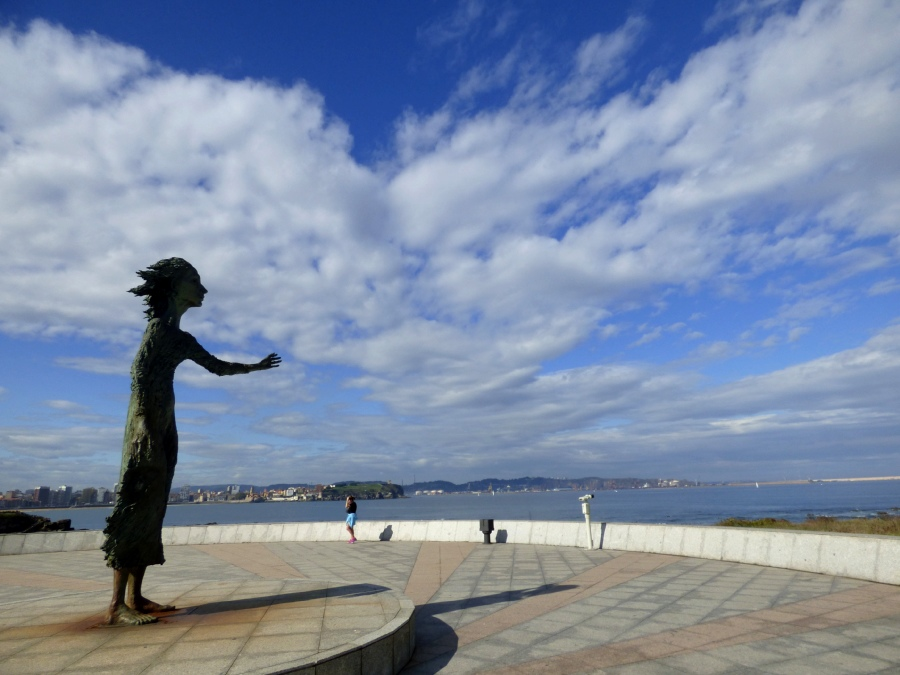 visitas en Gijón
