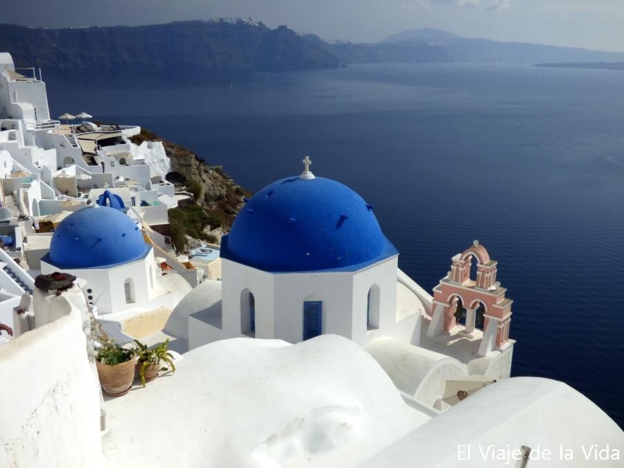 que ver en santorini grecia