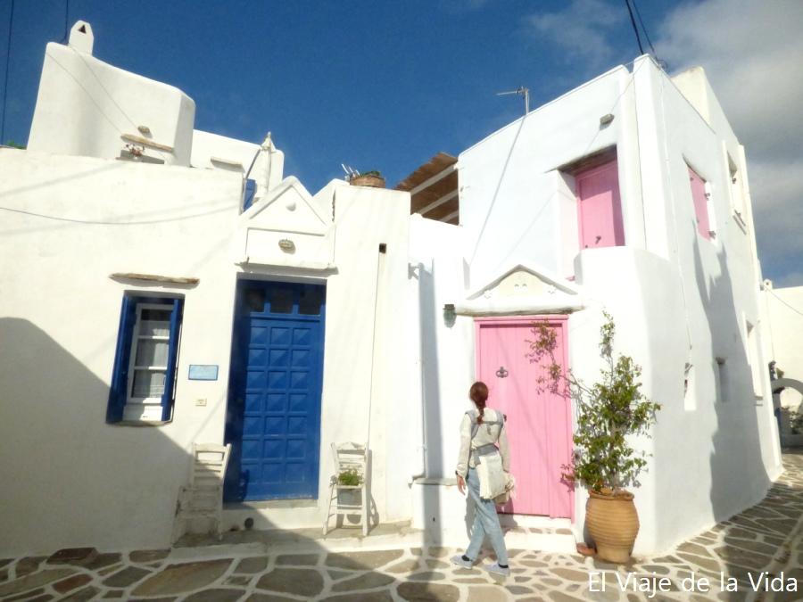 viajar a grecia con niños