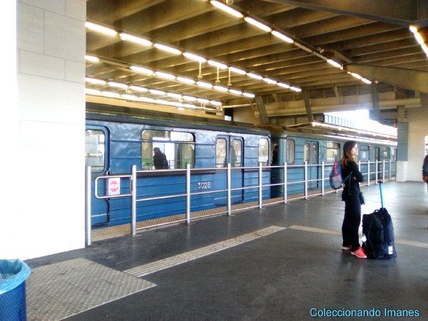 metro desde el aeropuerto de budapest
