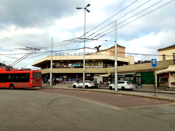 estacion de tren de bratislava