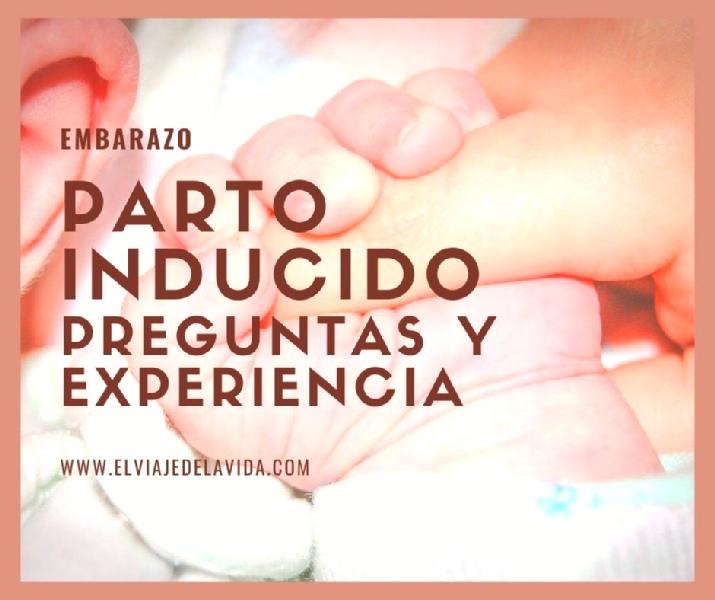 experiencia de parto inducido