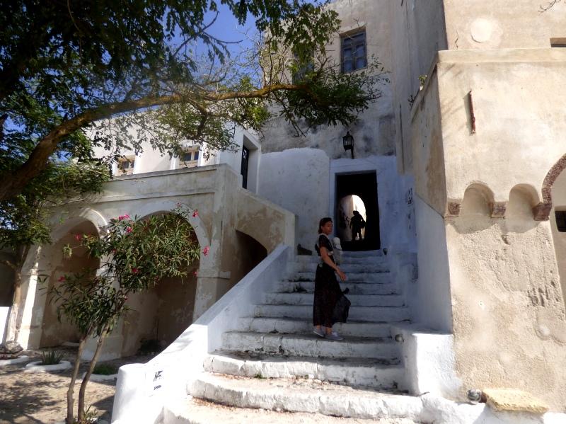 visitar el castillo de pyrgos