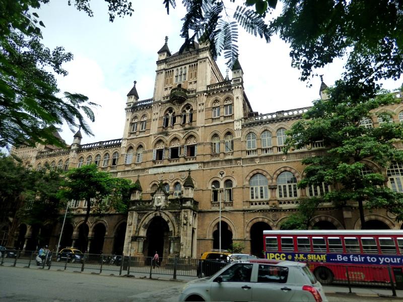 que ver en mumbai