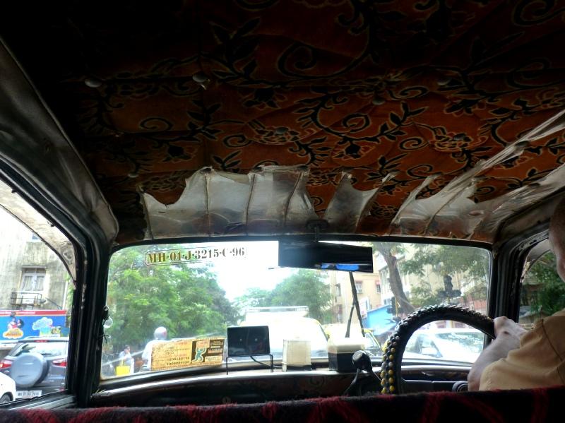 moverse en mumbai