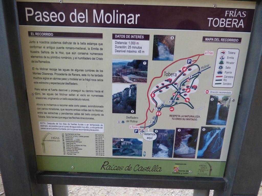 informacion cascadas de tobera