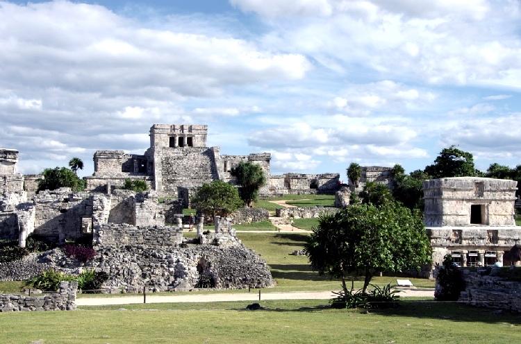 ir a riviera maya con niños